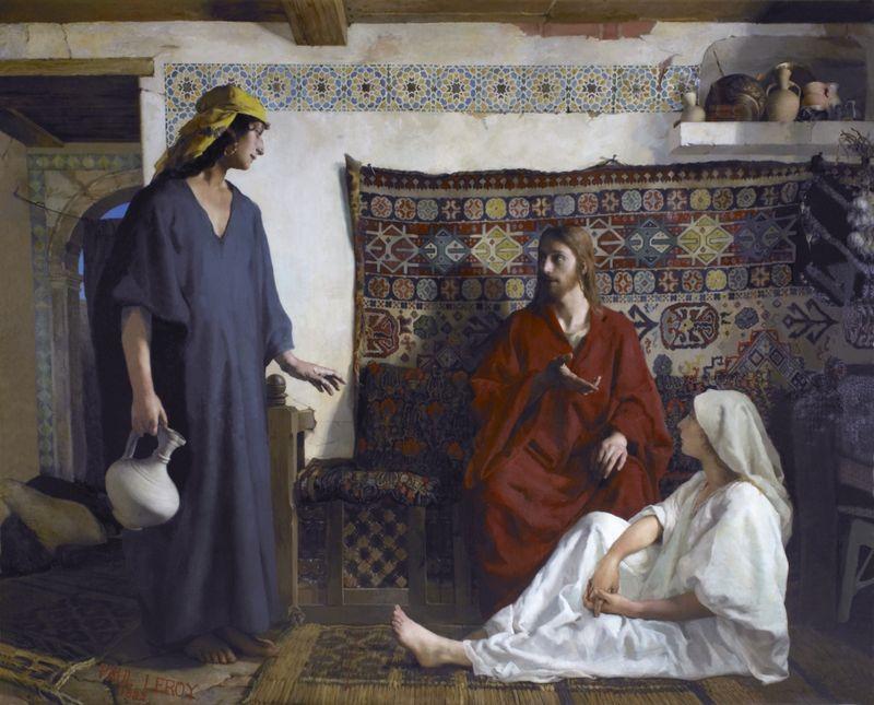 Marthe et Marie