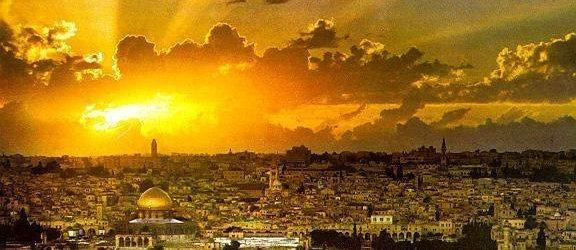 Jerusalem soleil